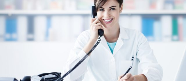 You Can Now Visit Your Doctor… On the Phone
