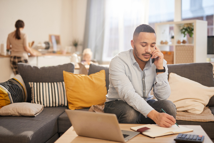 Helping Your Employees Work From Home Safely | Bay Area ...